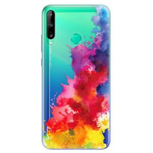 Odolné silikónové puzdro iSaprio - Color Splash 01 - Huawei P40 Lite E