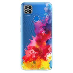 Odolné silikónové puzdro iSaprio - Color Splash 01 - Xiaomi Redmi 9C