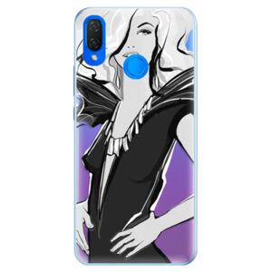 Silikónové puzdro iSaprio - Fashion 01 - Huawei Nova 3i