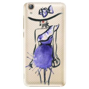 Plastové puzdro iSaprio - Fashion 02 - Huawei Y6 II