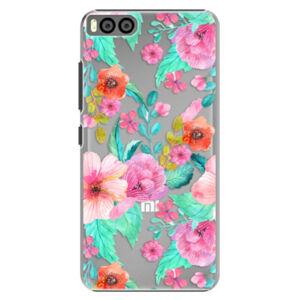 Plastové puzdro iSaprio - Flower Pattern 01 - Xiaomi Mi6