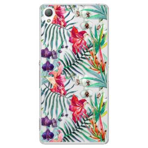 Plastové puzdro iSaprio - Flower Pattern 03 - Sony Xperia Z3