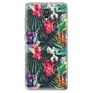 Plastové puzdro iSaprio - Flower Pattern 03 - Xiaomi Mi4
