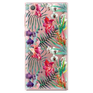 Plastové puzdro iSaprio - Flower Pattern 03 - Sony Xperia L1