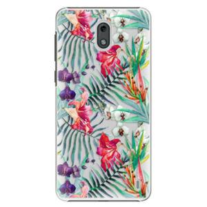 Plastové puzdro iSaprio - Flower Pattern 03 - Nokia 2
