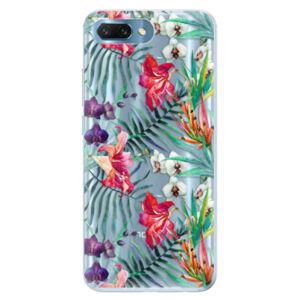 Silikónové puzdro iSaprio - Flower Pattern 03 - Huawei Honor 10