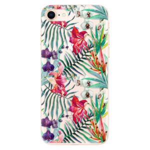 Odolné silikónové puzdro iSaprio - Flower Pattern 03 - iPhone 8
