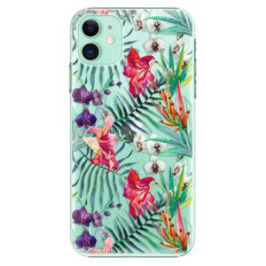 Plastové puzdro iSaprio - Flower Pattern 03 - iPhone 11