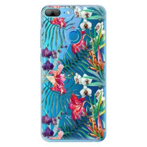 Odolné silikónové puzdro iSaprio - Flower Pattern 03 - Huawei Honor 9 Lite