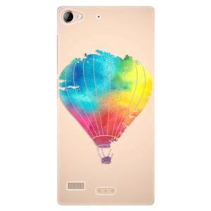 Plastové puzdro iSaprio - Flying Baloon 01 - Sony Xperia Z2