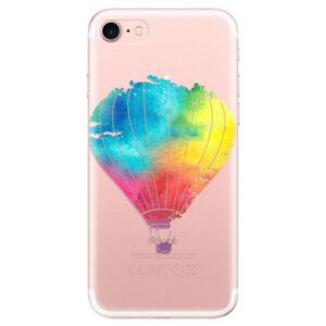 Odolné silikónové puzdro iSaprio - Flying Baloon 01 - iPhone 7