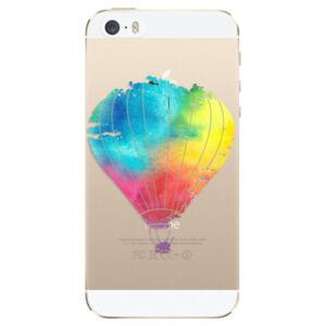 Odolné silikónové puzdro iSaprio - Flying Baloon 01 - iPhone 5/5S/SE