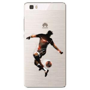 Plastové puzdro iSaprio - Fotball 01 - Huawei Ascend P8 Lite