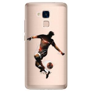 Plastové puzdro iSaprio - Fotball 01 - Huawei Honor 7 Lite