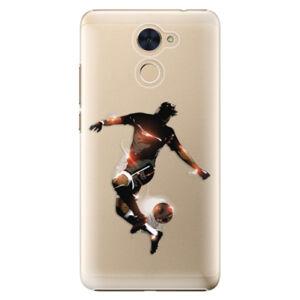 Plastové puzdro iSaprio - Fotball 01 - Huawei Y7 / Y7 Prime
