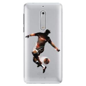 Plastové puzdro iSaprio - Fotball 01 - Nokia 5