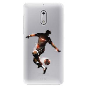 Plastové puzdro iSaprio - Fotball 01 - Nokia 6