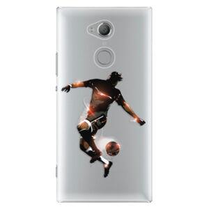Plastové puzdro iSaprio - Fotball 01 - Sony Xperia XA2 Ultra