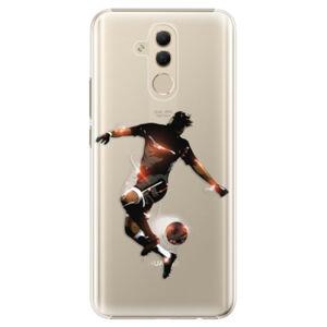 Plastové puzdro iSaprio - Fotball 01 - Huawei Mate 20 Lite