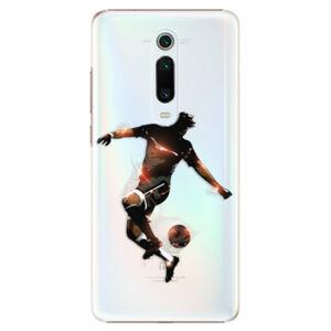 Plastové puzdro iSaprio - Fotball 01 - Xiaomi Mi 9T Pro
