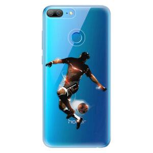 Odolné silikónové puzdro iSaprio - Fotball 01 - Huawei Honor 9 Lite