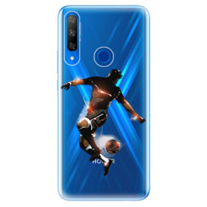 Odolné silikónové puzdro iSaprio - Fotball 01 - Huawei Honor 9X