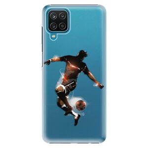Plastové puzdro iSaprio - Fotball 01 - Samsung Galaxy A12