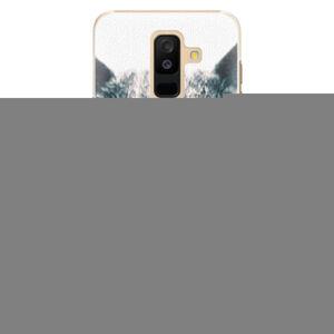 Plastové puzdro iSaprio - Galaxy Cat - Samsung Galaxy A6+
