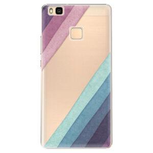 Plastové puzdro iSaprio - Glitter Stripes 01 - Huawei Ascend P9 Lite