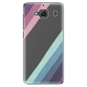Plastové puzdro iSaprio - Glitter Stripes 01 - Xiaomi Redmi 2