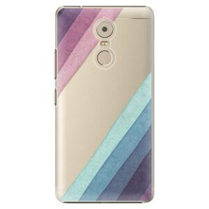 Plastové puzdro iSaprio - Glitter Stripes 01 - Lenovo K6 Note