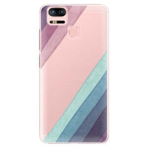 Plastové puzdro iSaprio - Glitter Stripes 01 - Asus Zenfone 3 Zoom ZE553KL
