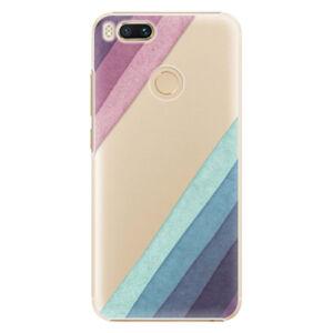 Plastové puzdro iSaprio - Glitter Stripes 01 - Xiaomi Mi A1