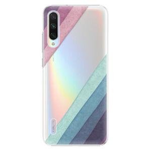 Plastové puzdro iSaprio - Glitter Stripes 01 - Xiaomi Mi A3