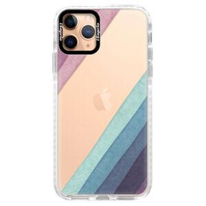 Silikónové puzdro Bumper iSaprio - Glitter Stripes 01 - iPhone 11 Pro