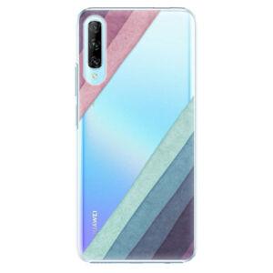 Plastové puzdro iSaprio - Glitter Stripes 01 - Huawei P Smart Pro