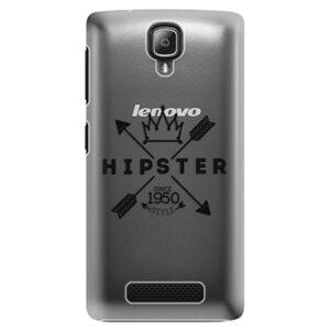 Plastové puzdro iSaprio - Hipster Style 02 - Lenovo A1000