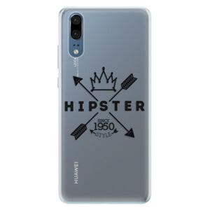 Silikónové puzdro iSaprio - Hipster Style 02 - Huawei P20