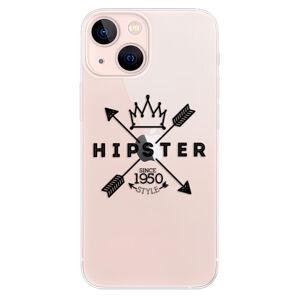 Odolné silikónové puzdro iSaprio - Hipster Style 02 - iPhone 13 mini