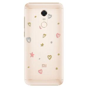 Plastové puzdro iSaprio - Lovely Pattern - Xiaomi Redmi 5 Plus