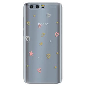Silikónové puzdro iSaprio - Lovely Pattern - Huawei Honor 9