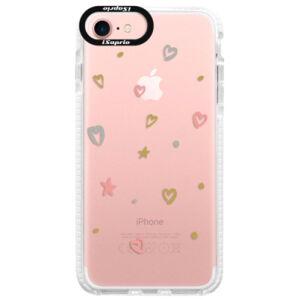 Silikónové púzdro Bumper iSaprio - Lovely Pattern - iPhone 7