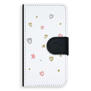 Univerzálne flipové puzdro iSaprio - Lovely Pattern - Flip M