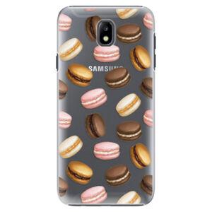 Plastové puzdro iSaprio - Macaron Pattern - Samsung Galaxy J7 2017