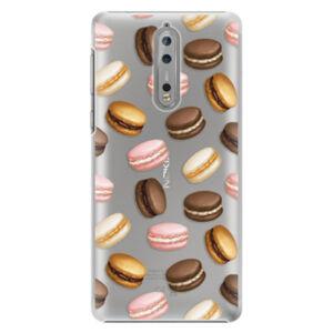 Plastové puzdro iSaprio - Macaron Pattern - Nokia 8