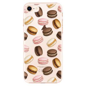 Plastové puzdro iSaprio - Macaron Pattern - iPhone 8