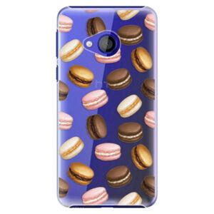 Plastové puzdro iSaprio - Macaron Pattern - HTC U Play
