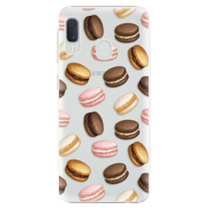 Plastové puzdro iSaprio - Macaron Pattern - Samsung Galaxy A20e