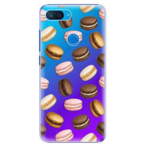 Plastové puzdro iSaprio - Macaron Pattern - Xiaomi Mi 8 Lite