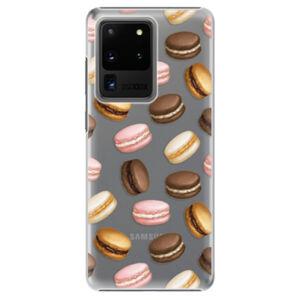 Plastové puzdro iSaprio - Macaron Pattern - Samsung Galaxy S20 Ultra